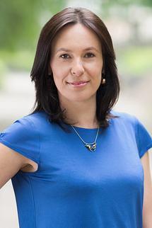 Virginija Sinickienė portretas